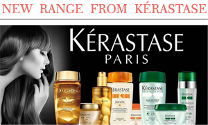 Kérastase - New range from Kérastase