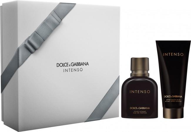 Set 75ml Pour Gift Parfum Intenso Eau De Dolceamp; Homme Gabbana A54jcq3LR