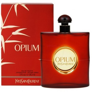 Yves Saint Laurent Opium 2009 Eau de Toilette 90ml