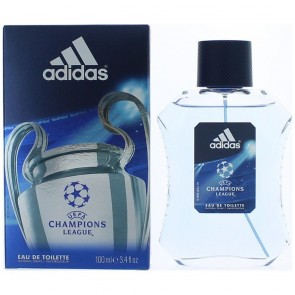 Adidas UEFA Champions League Eau de Toilette 100ml
