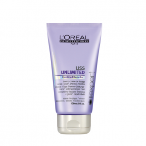 L'Oréal Professionnel Série Expert Liss Unlimited Thermo Blow-Dry Cream (150ml)