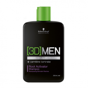 Schwarzkopf 3D Men Activating Shampoo 250ml