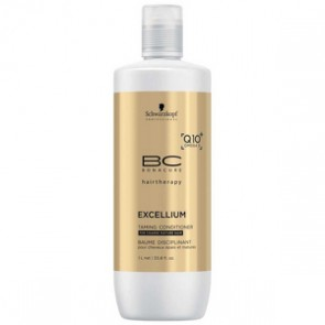 Schwarzkopf BC Bonacure Excellium Taming Conditioner 1000 ml