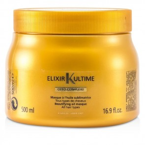 Kérastase Elixir Ultime Oil Masque Cosmetic 500ml All hair types