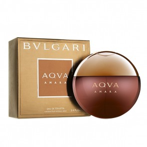 Bvlgari Aqva Amara Eau De Toilette 50ml Spray