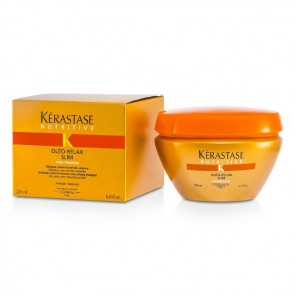 Kérastase Masque Oleo-Relax, smoothing masque for DRY-REBELLIOUS HAIR 200ml