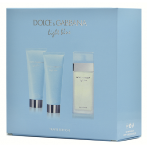 Dolce & Gabbana Light Blue Eau de Toilette 100ml Gift Set