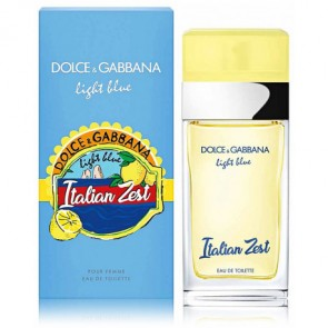 Dolce & Gabbana Light Blue Italian Zest Eau de Toilette 50ml