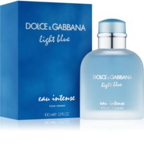 Dolce & Gabbana Light Blue Eau Intense Pour Homme Eau de Parfum 100ml