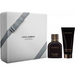 Dolce & Gabbana Pour Homme Intenso Eau de Parfum 125ml Gift Set