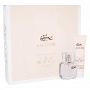 Eau De Lacoste L.12.12 Pour Elle Elegant Eau de Toilette 30 ml Gift Set