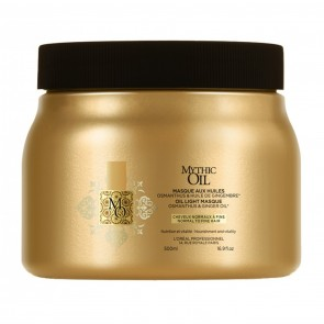L'Oréal Professionnel Mythic Oil Light Mask 500ml