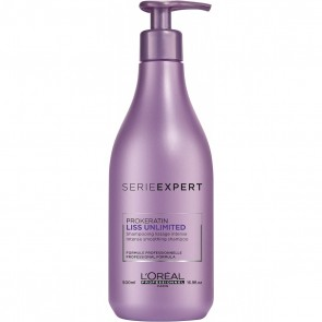 L'Oréal Professionnel SE Liss Unlimited Shampoo 500ml