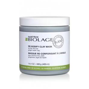Matrix Biolage R.A.W. Re-Bodify Clay Mask 400ml