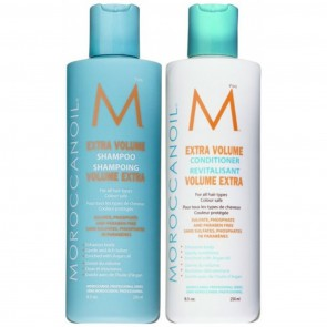 Moroccanoil Extra Volume Set (Shampoo 250ml + Conditioner 250ml)