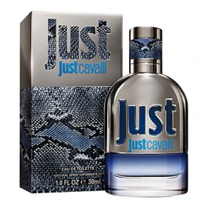 Roberto Cavalli Just Cavalli for Him Eau De Toilette