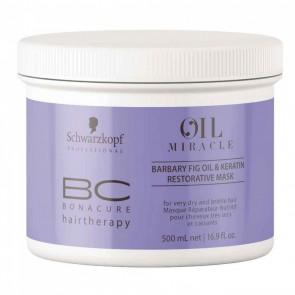 Schwarzkopf  BC Bonacure Oil Miracle Barbary Fig & Keratin Mask 500ml