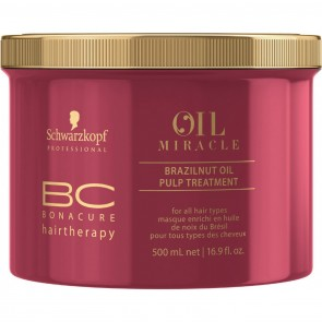 Schwarzkopf BC Bonacure Oil Miracle Brazilnut Oil Pulp Treatment 500ml