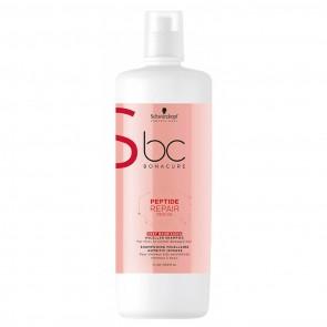 Schwarzkopf BC Bonacure Peptide Repair Rescue Deep Nourishing Shampoo 1000ml