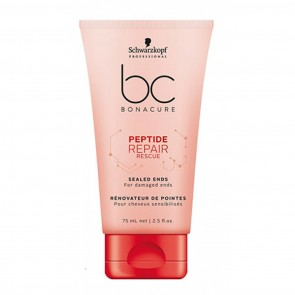 Schwarzkopf BC Bonacure Peptide Repair Rescue Sealed Ends 75ml
