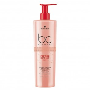 Schwarzkopf BC Bonacure Peptide Repair Rescue Cleansing Conditioner 500ml