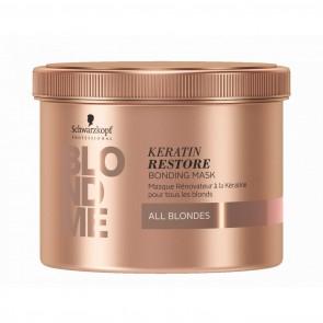 Schwarzkopf BlondMe Keratin Restore Bonding Mask 500ml