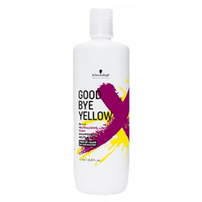Schwarzkopf Goodbye Yellow Shampoo 1000ml