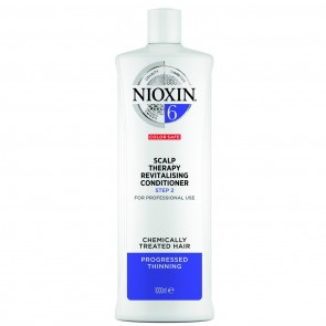 Nioxin System 6 Scalp Therapy Revitalising Conditioner 1000ml