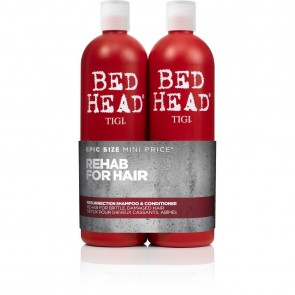 TIGI Bed Head Resurrection Tweens 2x750ml Set