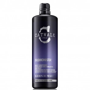 TIGI Fashionista Violet Conditioner 750ml