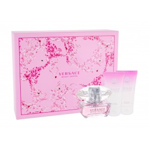 Versace Bright Crystal Gift Set 50ml Eau de Toilette
