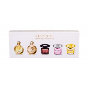 Versace Miniatures Collection 2 Gift Set 5x5ml