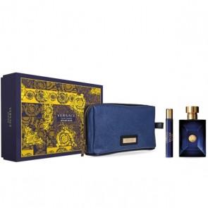 Versace Pour Homme Dylan Blue Eau de Toilette 100 ml Gift Set