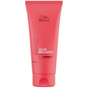 Wella Professionals Invigo Brilliance Coarse Hair Conditioner 200ml