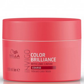 Wella Professionals Invigo Brilliance Coarse Hair Mask 150ml