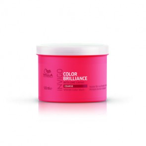 Wella Professionals Invigo Brilliance Coarse Hair Mask 500ml