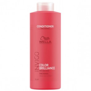 Wella Professionals Invigo Brilliance Fine Hair Conditioner 1l