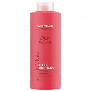 Wella Professionals Invigo Brilliance Fine Hair Conditioner 1l